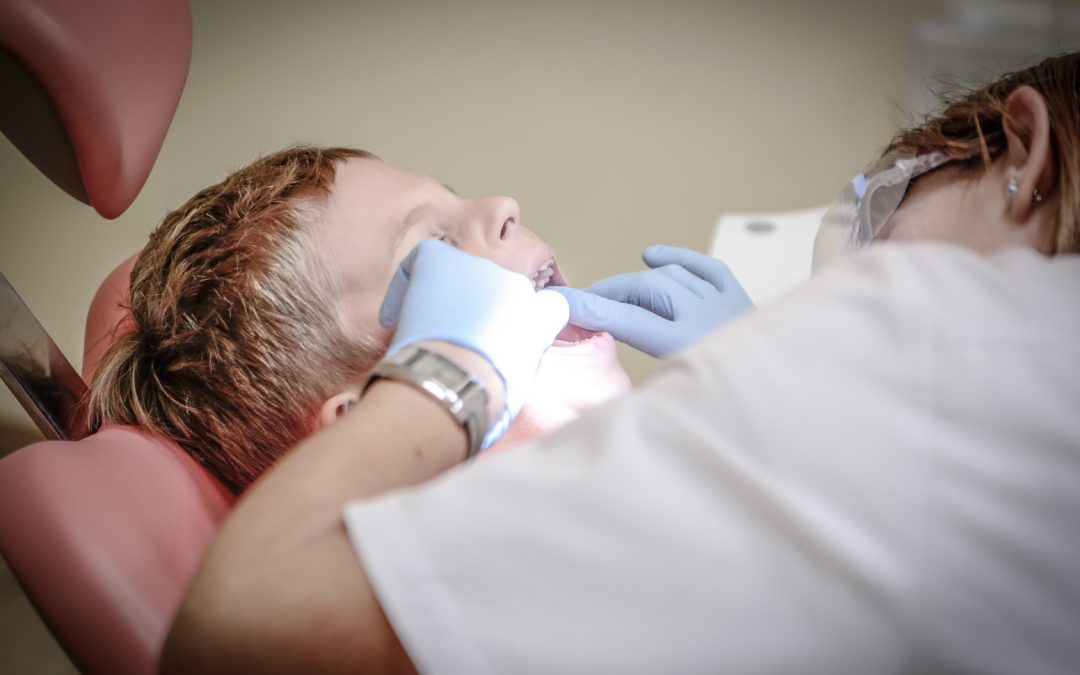 Finding a dentist your kids will love